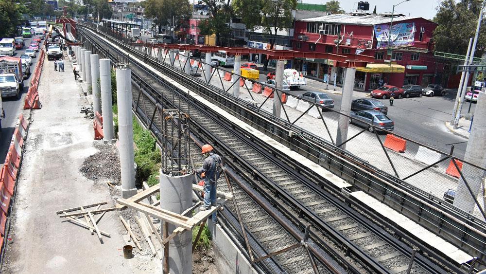 Reducen ocho estaciones ampliación de Línea 5 del Metrobús - Foto de @SOBSECDMX