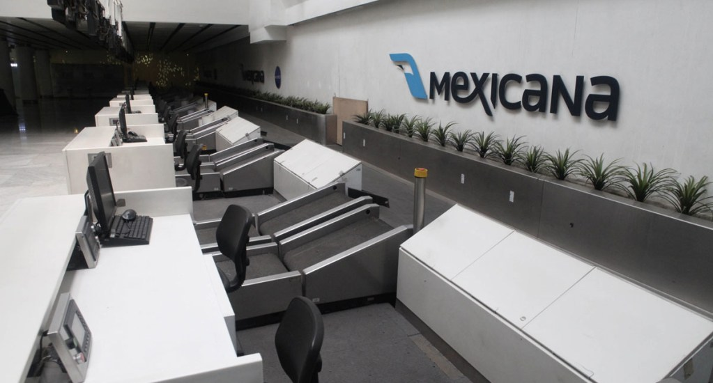 Sindicatos pactan liquidación de empleados de Mexicana de Aviación - Foto de internet