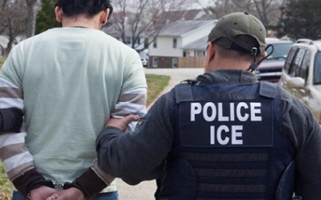 EE.UU. detuvo a más de 10 mil miembros de pandillas trasnacionales en 2018 - mexicanos deportados ice