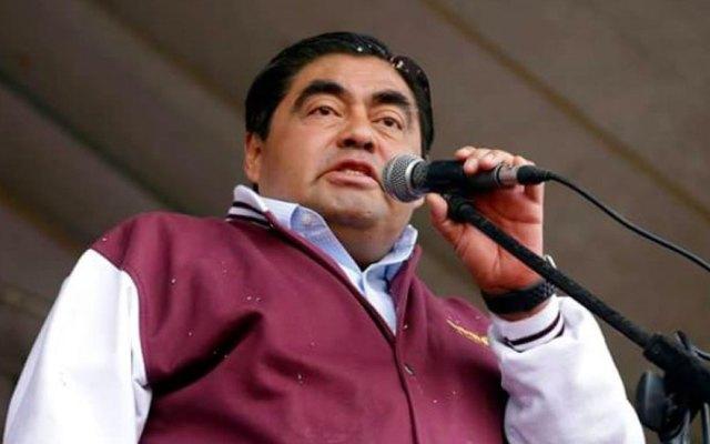 No estoy obsesionado con la gubernatura de Puebla: Barbosa - Miguel Barbosa. Foto de Archivo