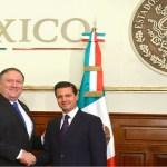 Pompeo visitará México este viernes - Pompeo se encontrará en el país los próximos 18 y 19 de octubre
