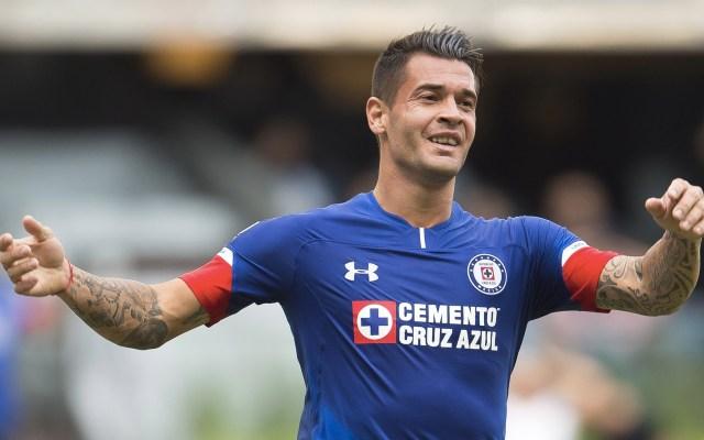 """Ser campeón de goleo me ilusiona muchísimo"": MiltonCaraglio - MiltonCaraglio. Foto de Mexsport"