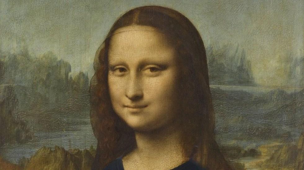 Así se vistió la 'Mona Lisa' tras la victoria de Francia - Foto de Museo de Louvre