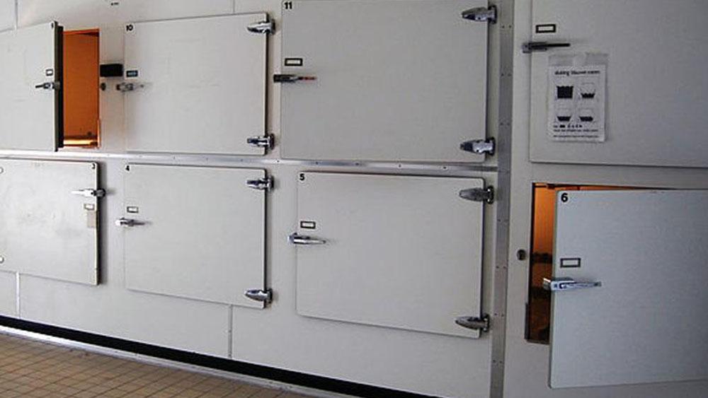Encuentran viva a mujer en morgue de Sudáfrica - Foto de internet