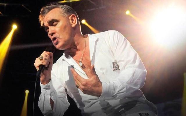 Morrissey abre segunda fecha en la Ciudad de México - Foto de @officialmoz