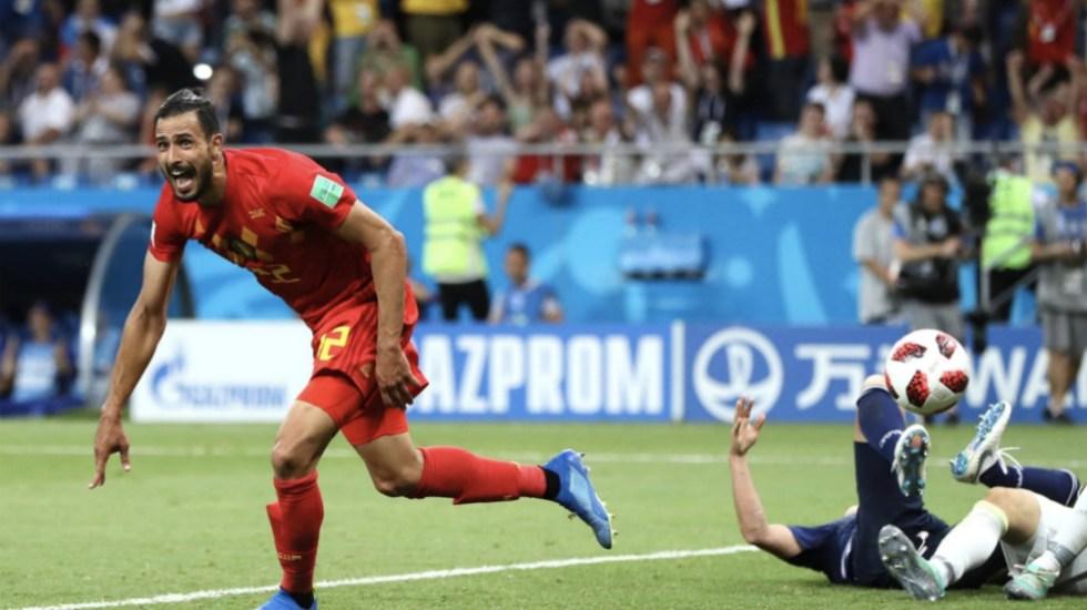 Bélgica remonta y ya está en Cuartos de Final de Rusia 2018 - Foto de Getty Images