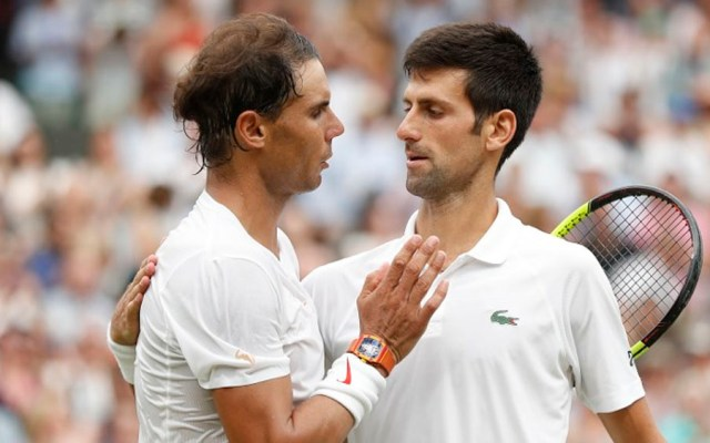 Djokovic vence a Nadal y vuelve a final de Wimbledon - Foto de NIC BOTHMA / AFP