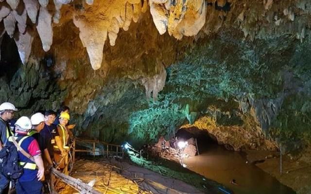 Niños rescatados de cueva en Tailandia padecen infección pulmonar - Foto de internet