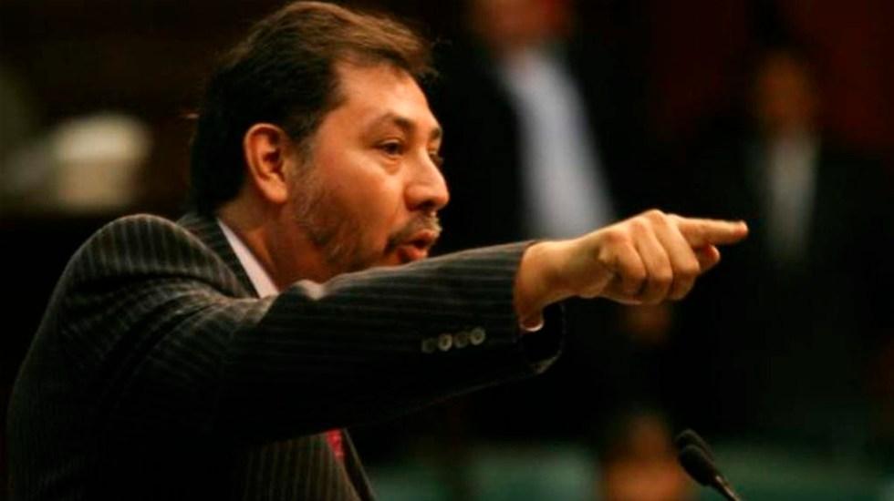 Fernández Noroña afirma que Morena podrá hacer las reformas que decida - Foto de internet