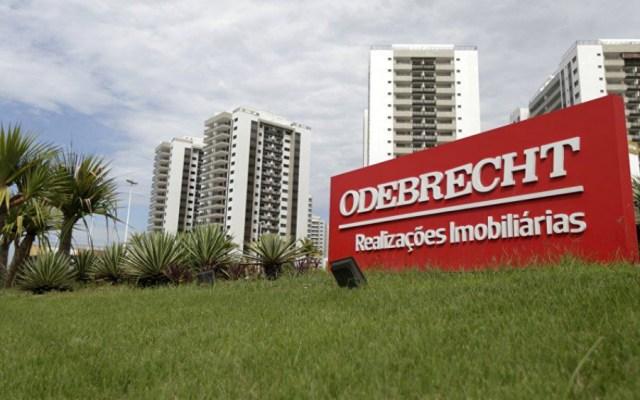 Indagan viajes al extranjero de funcionarios por caso Odebrecht - Oficinas de Odebrecht. Foto de La República