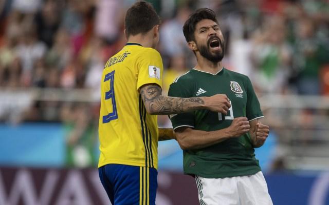 Oribe Peralta se despide de la Selección Nacional - Foto de Mexsport