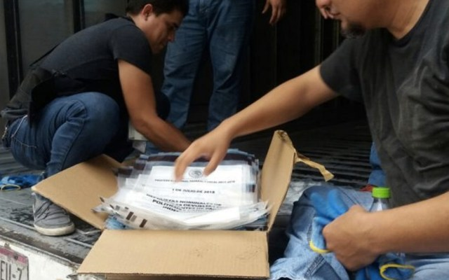 Abrirán 14 mil 233 paquetes electorales en Michoacán - Foto de Quadratín