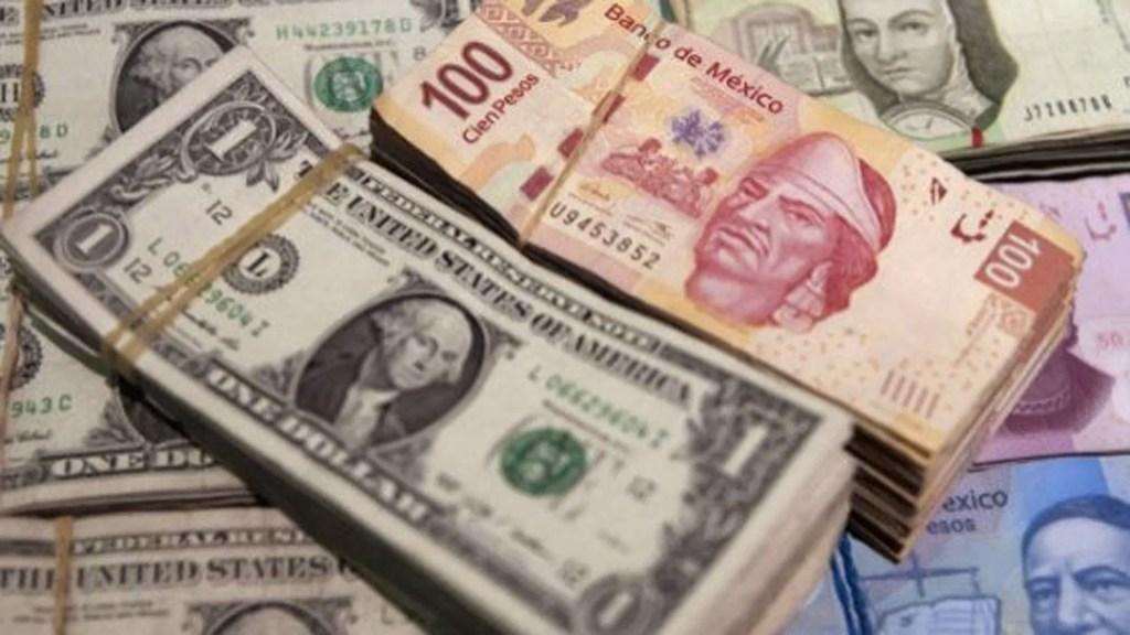 Peso cae ante el dólar a inicios de semana crítica para el TLCAN - Foto de Contacto Hoy