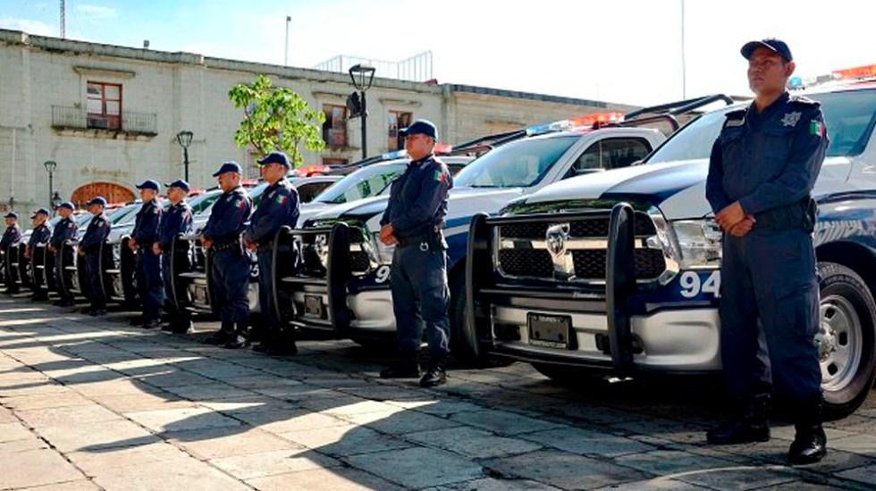 Municipios acumulan irregularidades por 194 mdp de subsidio de seguridad - Foto de Twitter