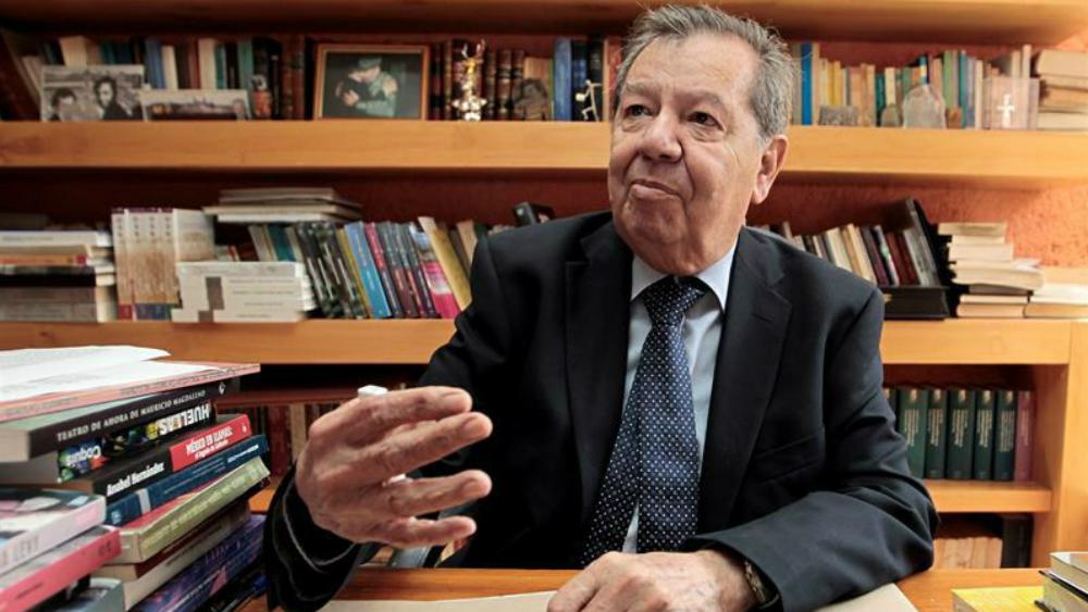 Muñoz Ledo pide alto a insensatez por COVID-19 en Cámara de Diputados - Porfirio Muñoz Ledo