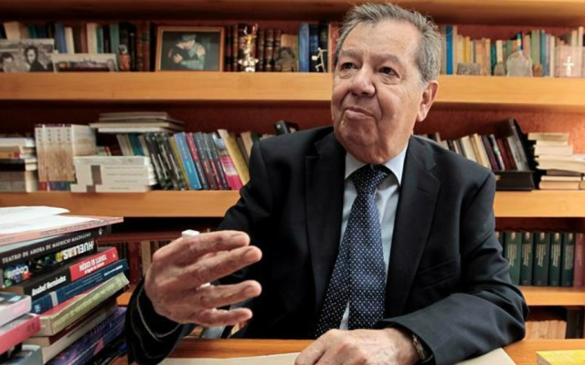 Porfirio Muñoz Ledo pide destrabar el proyecto de Ley de Participación Fiscal Compensatoria - Porfirio Muñoz Ledo