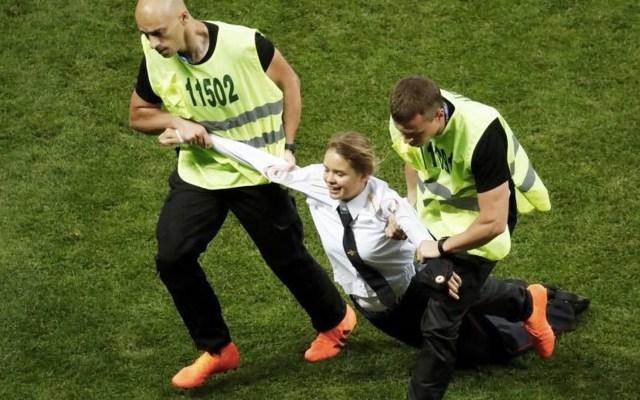 Sentencian a integrantes de 'Pussy Riot' que protestaron en la final del Mundial - Foto de Facebook Pussy Riot