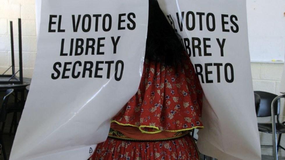 Resultado de imagen para el voto del 2 de junio en Baja California