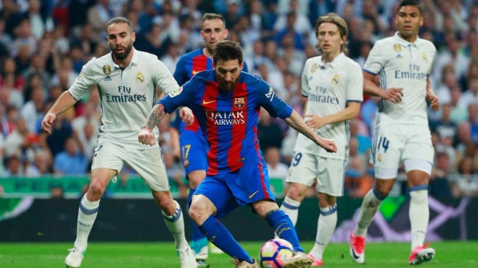 Ya se conocen las fechas de los duelos del Clásico español para la nueva temporada - Foto de @LigadeCampeones