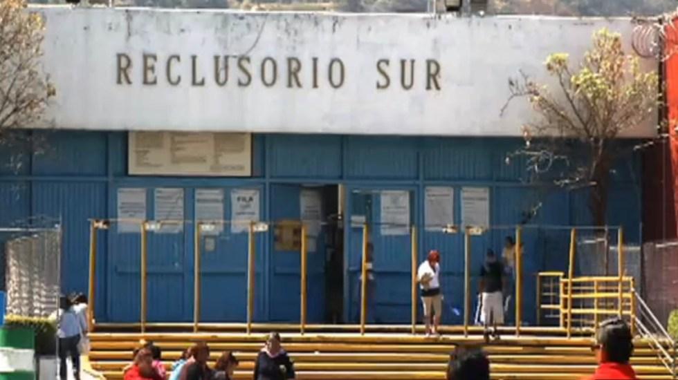 Tres jueces, entre ellos Delgadillo Padierna, ordenaron traslado de reos peligrosos al Reclusorio Sur - cárcel reincidentes reclusorio pri