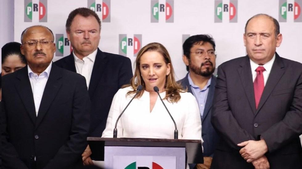 Reconstrucción del PRI podría incluir un cambio de nombre: Ruiz Massieu - Foto de @ruizmassieu