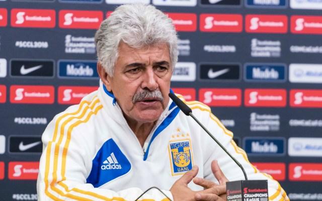 #Video 'Tuca' Ferretti insulta a periodista que no lo dejaba hablar - Foto de Mexsport