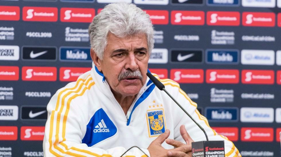 El Tuca Ferreti niega que vaya a continuar al frente de la selección - Foto de Mexsport