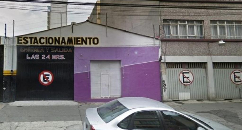 Roban cuatro autos de pensión en Santa María la Ribera - Foto de Google Maps