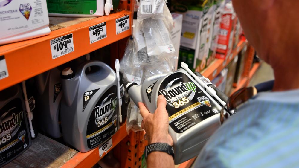 Comienza en EE.UU. primer juicio por herbicida de glifosato de Monsanto - Foto de AFP
