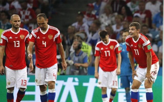 Descartan dopaje de jugadores rusos en el Mundial Rusia 2018
