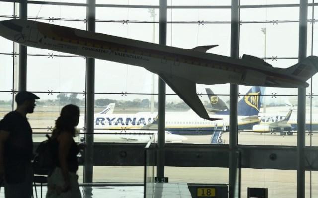 Aerolínea Ryanair anuncia despidos por huelgas - Foto de AFP / José Jordan