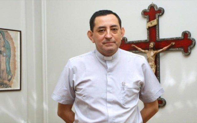 Dan prisión preventiva a sacerdote chileno por pederastia - Foto de internet
