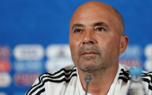 Sampaoli deja la dirección de Argentina - Foto de Reuters