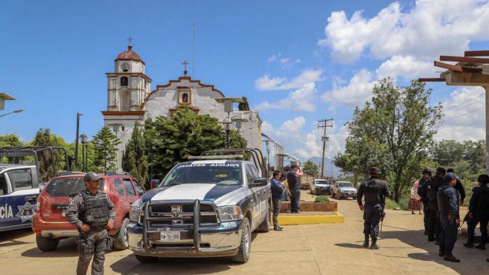"""Nos cazaron como conejos"": sobreviviente de matanza en Oaxaca - Foto de @OaxIndependient"