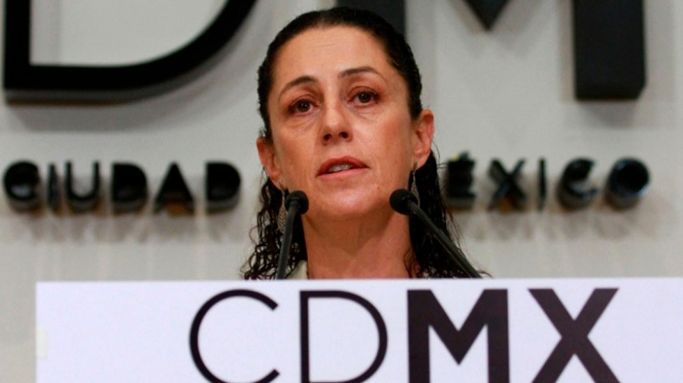 Comité de Sheinbaum analizará si se mantiene la marca 'CDMX' - Jefa de Gobierno electa de la CDMX. Foto de Notimex