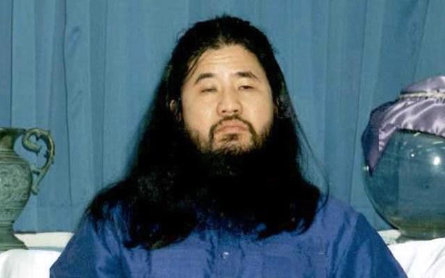Ejecutan a seis responsables de atentado en metro de Tokio en 1995 - Foto de AFP/Jiji Press