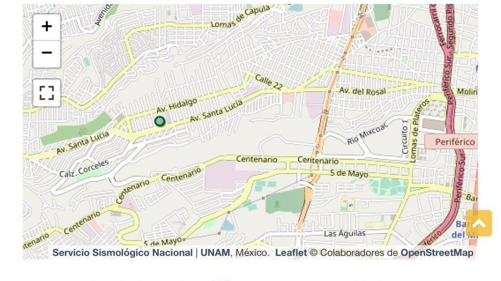 Sismos en la Ciudad de México