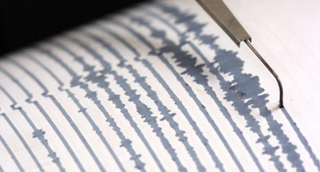 Sismo magnitud 4.5 sacude Baja California - Foto de Archivo