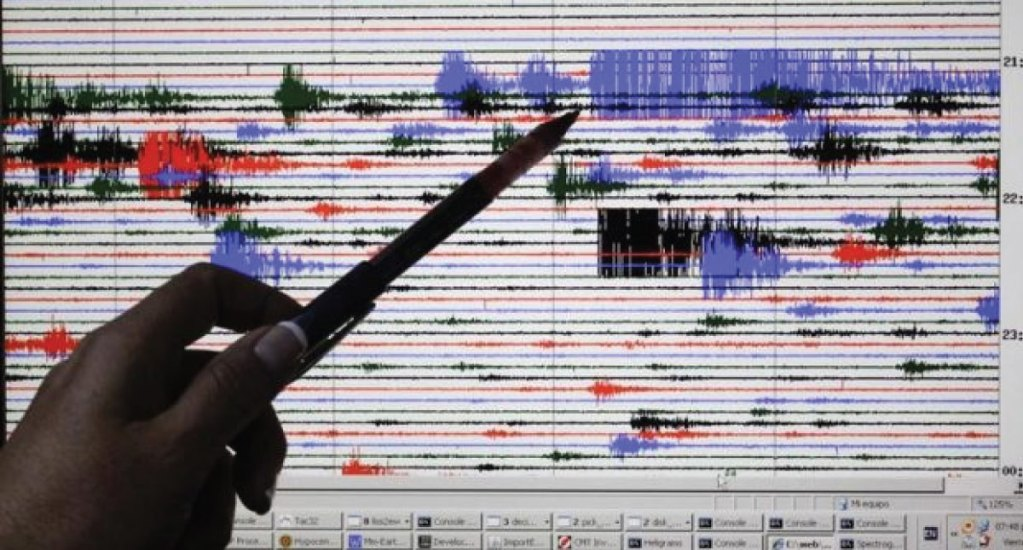 UNAM crea mapa de intensidades sísmicas en tiempo real
