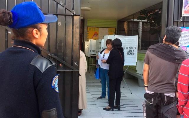 Jornada electoral con calma en la Ciudad de México: SSP - Foto de @SSP_CDMX
