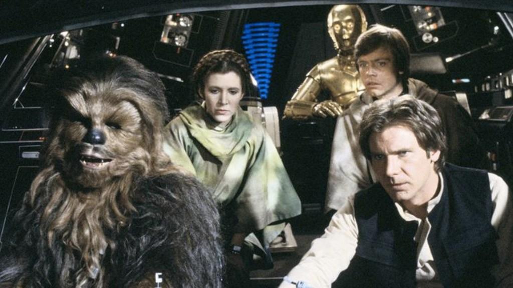 Anuncian el final de la saga de Luke Skywalker en Star Wars - Foto de Twitter