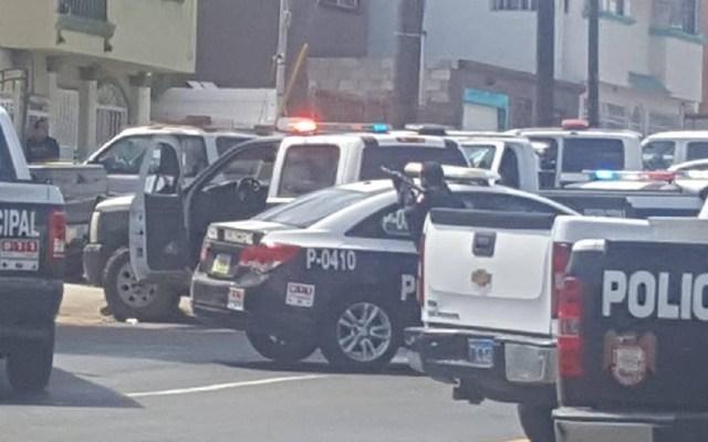 #Video Abaten a atrincherado y liberan a niño rehén en Tijuana - Foto de @andradedaniel18