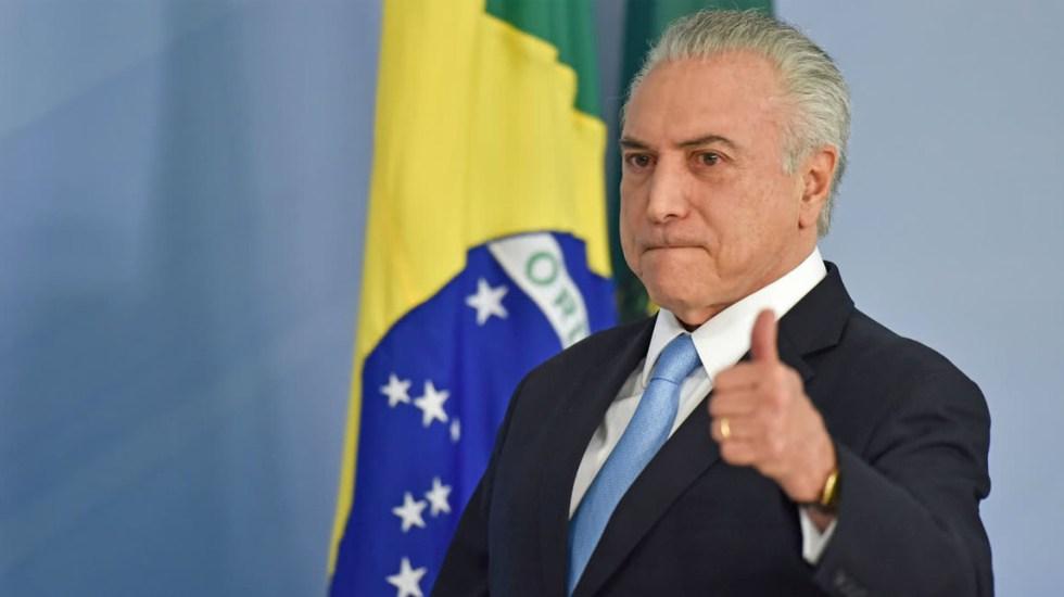 Michel Temer se reunirá con AMLO en Puerto Vallarta