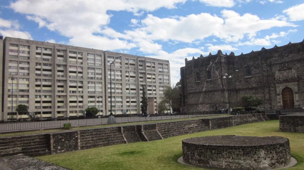 Interrumpirán unas horas electricidad y agua en Tlatelolco - Foto de Internet