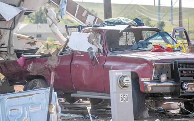 Tornado en Dakota del Norte deja más de 20 heridos y un muerto - Foto de Williston Herald