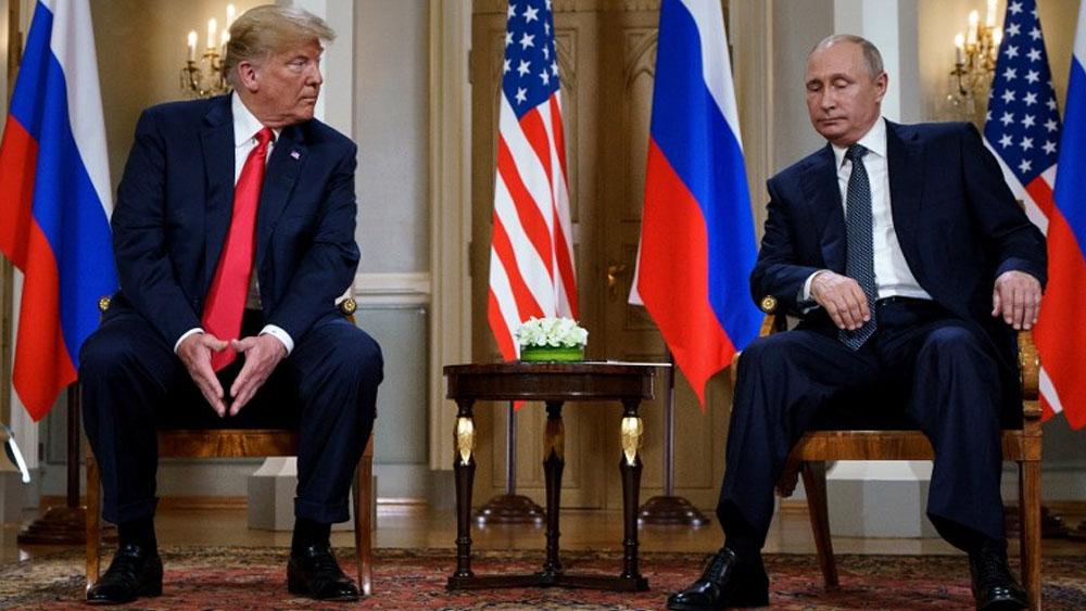 Descartan nueva reunión entre Trump y Putin en 2018