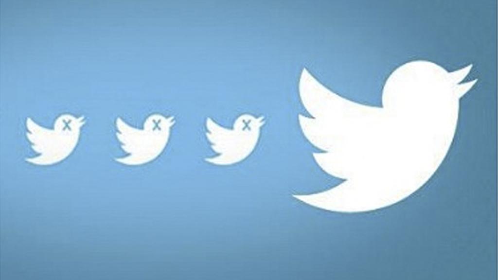 ¿Por qué las principales cuentas de Twitter perdieron miles de seguidores?