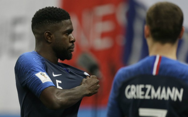 Francia es primer finalista del Mundial Rusia 2018 - Foto de Mexsport
