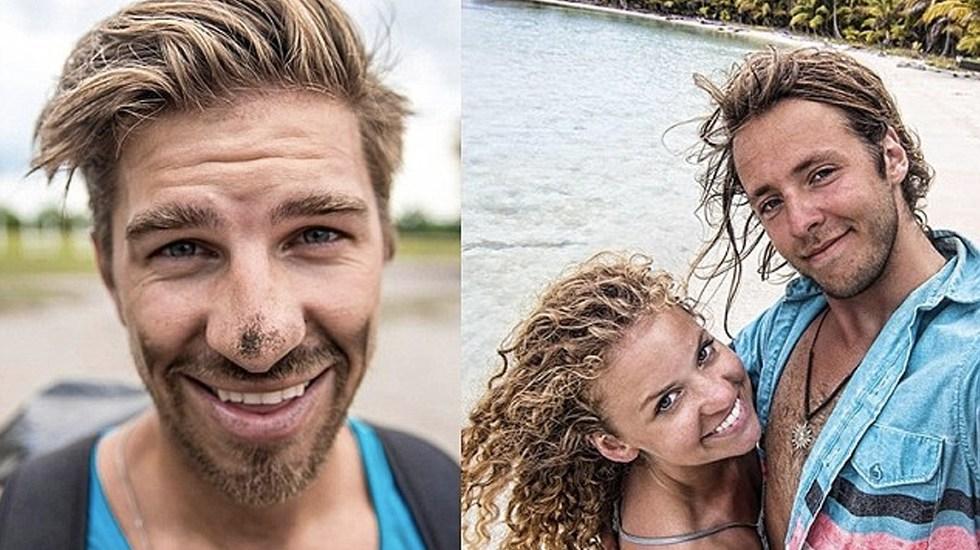 Mueren tres youtubers tras caer por cascada en Canadá - Foto de internet