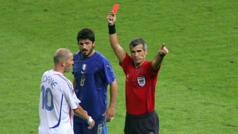 Revelan quién delató a Zidane tras su cabezazo en la final del Mundial 2006 - Foto de Getty Images